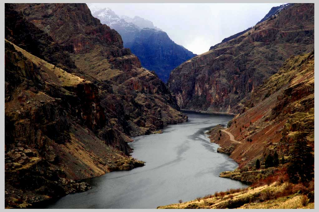 Hells Canyon Jet Boat Spiral Highway Tour Info On Jun 20